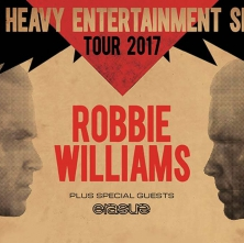 Robbie Williams. The Heavy Entertainment Show