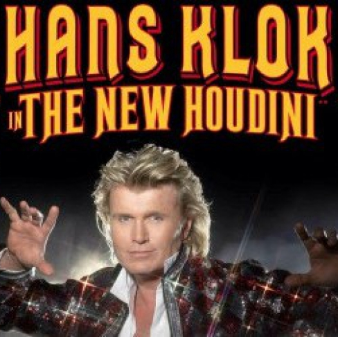 HANS KLOK «The New Houdini»
